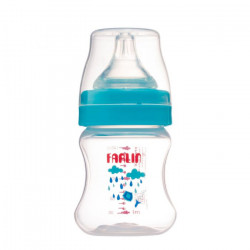 Farlin Feeding Bottle, 150ml, Blue