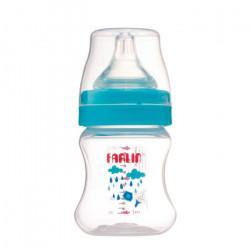 Farlin Feeding Bottle, 140ml, Blue