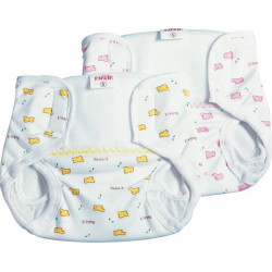 Farlin Baby Cloth Diaper Pant, 3-6 kg