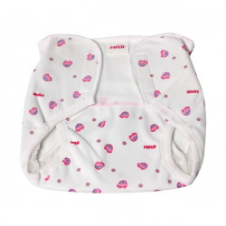 Farlin Baby Cloth Diaper Pant, 9-12 Kg - Large