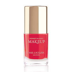 Federico Mahora - Nail Lacquer Gel Finish Real Red