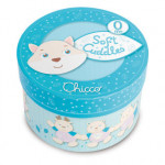 Chicco Blanket For Pacifiers Fox, Blue (with gift box)