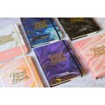 Marble Notebooks - Purple