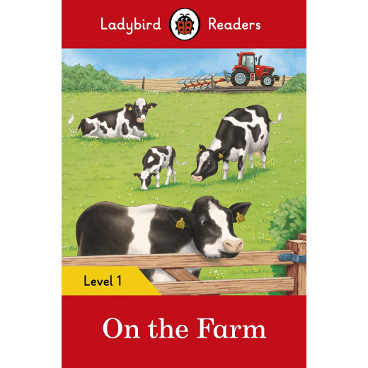 Ladybird Readers Level 1 : On the Farm SB