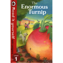 Ladybird : Read It Yourself L1 The Enormous Turnip