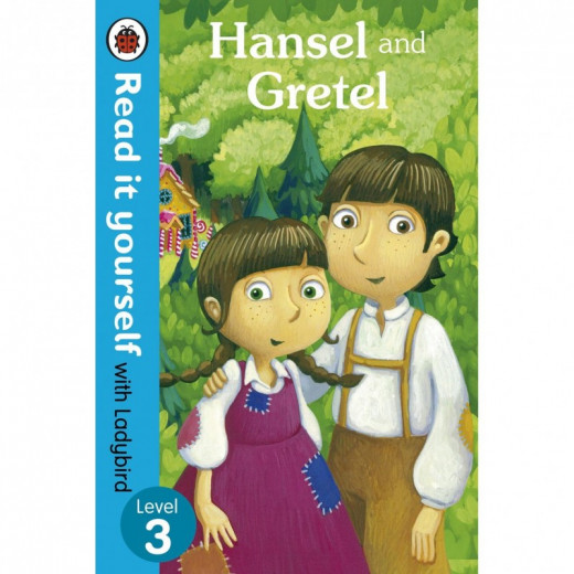 Ladybird : Read it Yourself L3 : Hansel And Gretel