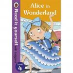 Ladybird : Read it Yourself L4 : ALice in Wonderland