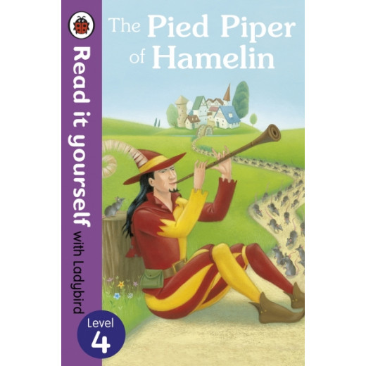 Ladybird : Read it Yourself L4 : The Pied Piper of Hamelin