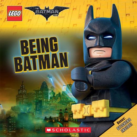 LEGO Batman Movie/Being Batman