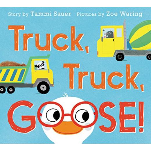 هاربر كولينز: شاحنة ، شاحنة ، أوزة!