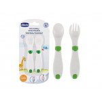 Chicco First Cutlery (12M+)