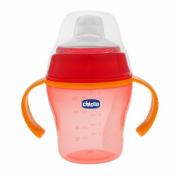 Chicco Soft Cup Red (6M+)