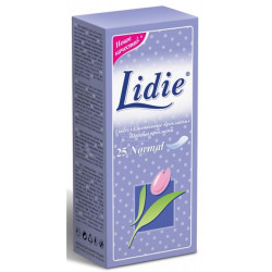 Lidie Feminine Liners Normal, 25 Pcs