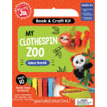 Klutz Jr. My Clothespin Zoo Craft Kit