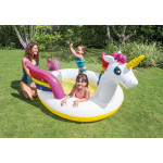 Intex Mystic Unicorn Spray Pool, 272 cm X 193 cm X 104 cm