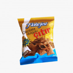 Flakefest Cacao Cream Filles Pillows X1