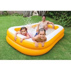 حوض سباحة سويم سنتر فاملي قابل للنفخ للاماكن الخارجية من انتكس مندرين