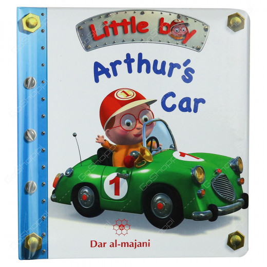 Dar Al-Majani Little Boy - Arthur's Car