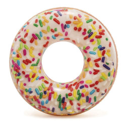 Intex - Sprinkle Donut Tube, Ages 9+ , 1.14 m