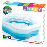 Intex Summer Colors Pool It, 185 cm X 180 cm X 53 cm