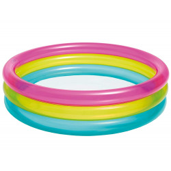 Intex - Pool Baby Rainbow, 86 x 25 cm