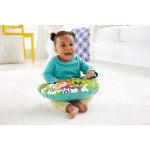 Fisher-Price Comfort Vibe Play Wedge, Rain-Forest