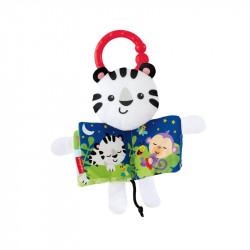Fisher Price Soft Picture Book Buddy, tiger