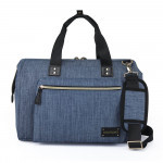 Colorland Diaper Bag Tote - Jeans