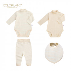 Colorland - (10) 4 Pieces Set - Newborn