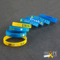 Hope Shop By KHCF - Wristbands With Encouraging Words