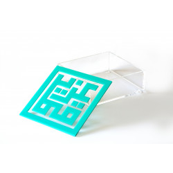 Hope Shop By KHCF - Turquoise Box Classy