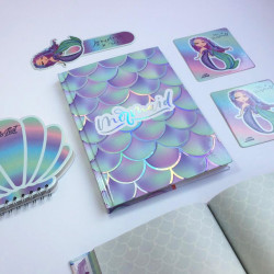 Mofkera -  Mermaid Set Sketchbook Design 2