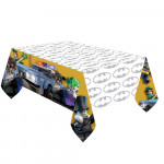 Amscan - Batman Lego Plastic Table cover Tablecover Cloth 1.2m x 1.8m
