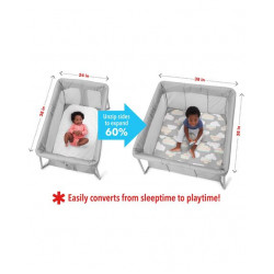 Skip Hop - Expandable Travel Crib