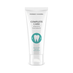 Federico Mahora - Sensitive Toothpaste