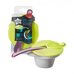 Tommee Tippee Explora Cool and Mash Bowl