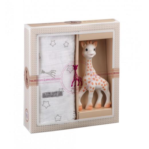 Sophie La Giraffe Sophisticated Tenderness Creation Set 2