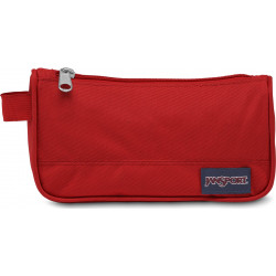Jansport Medium Accessory Pouch Red Tape Color