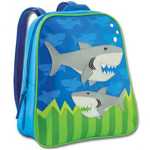 Stephen Joseph Go Go Bag Shark 33 cm