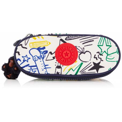 Kipling Duobox Doodle Play Bl