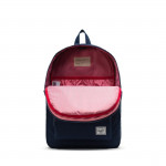 Herschel Heritage Youth Color: Medivl Blu/Cros