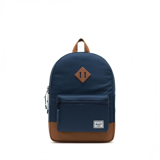 Herschel Heritage Youth Color: Nvy/Sadle Brown