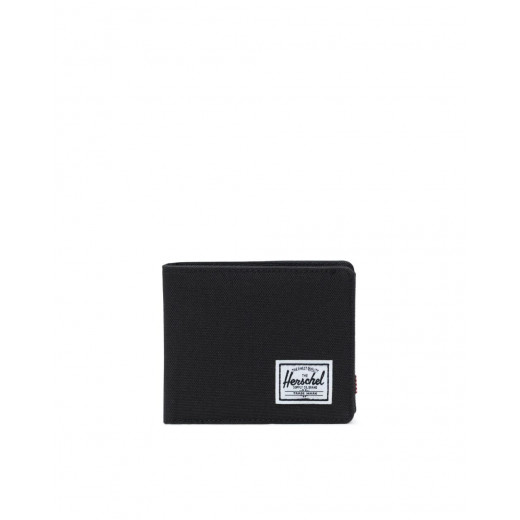 Herschel Roy + Coin RFID Color: Black