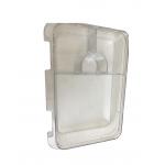 GenioWorld Bento Lunch Box 6 Compartment, Leak Proof, Green