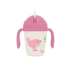 Penny Bamboo Sippy Cup - Chirpy Bird