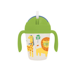 Penny Bamboo Sippy Cup - Wild Thing