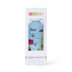 Penny Drink Bottle Stainless Steel - Big City