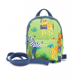 Penny Mini Backpack School with Rein - Wild Thing
