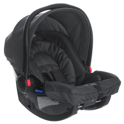 Graco SnugRide Car Seat - Midnight Black