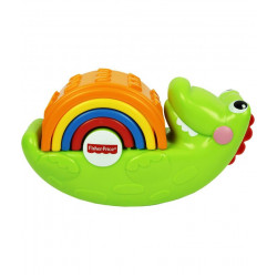 Fisher-Price Stack and Rock Crocodile